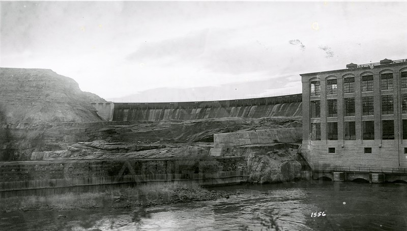 Ferde Greene Photo, 11/5/1939, Great Falls, Montana