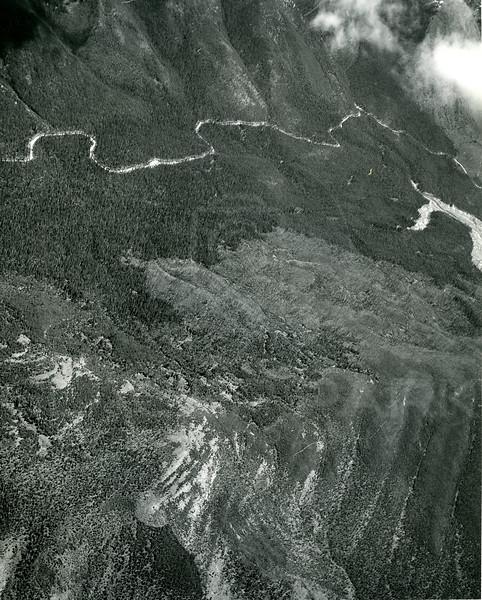 Aerial View near the Reservoir