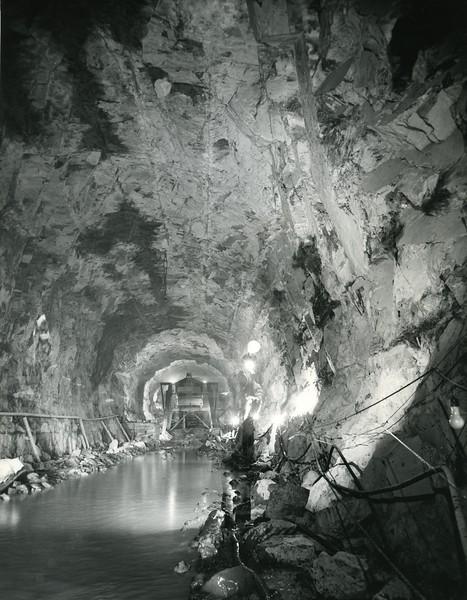 Dam Bypass Tunnel