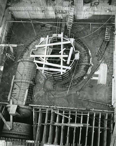 Inside the Dam