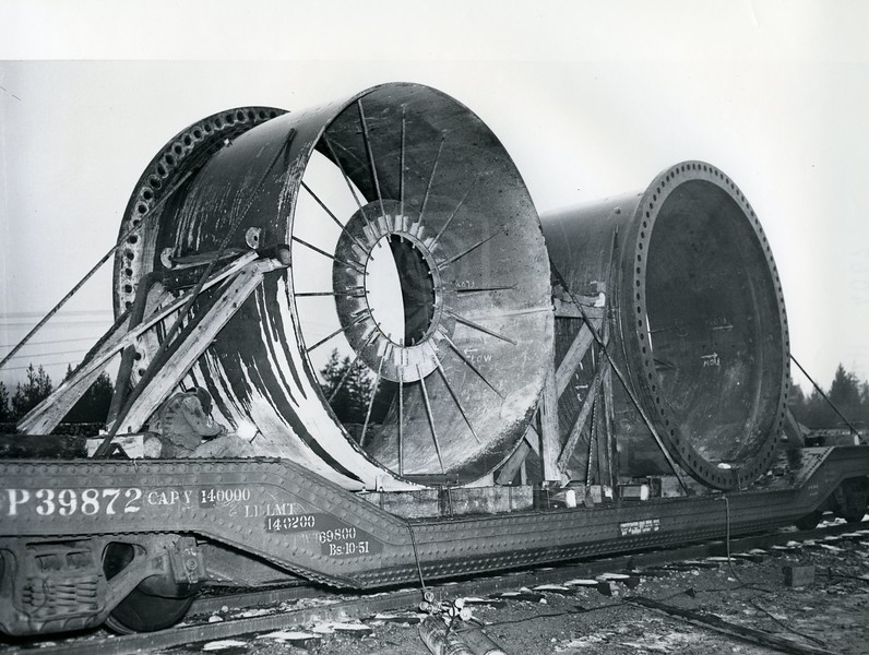 Turbines for the Dam