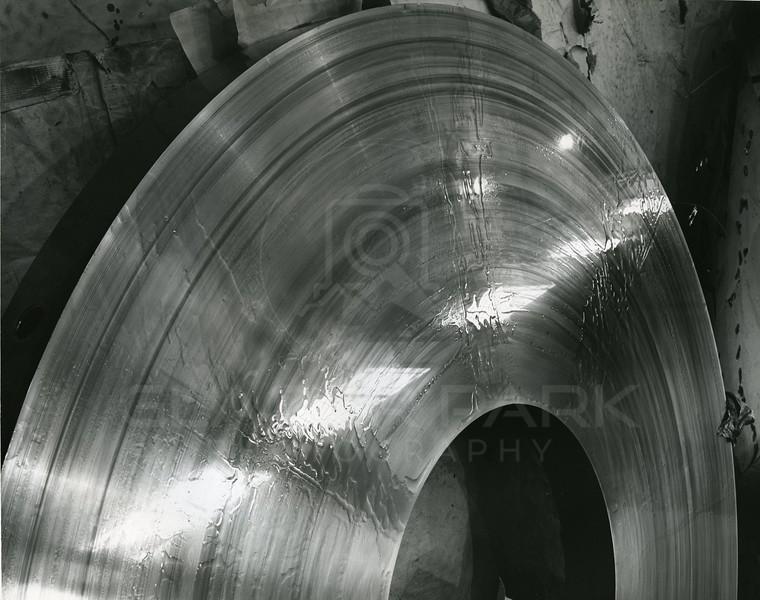 Turbines in the Dam