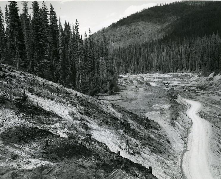 Hungry Horse Dam Work