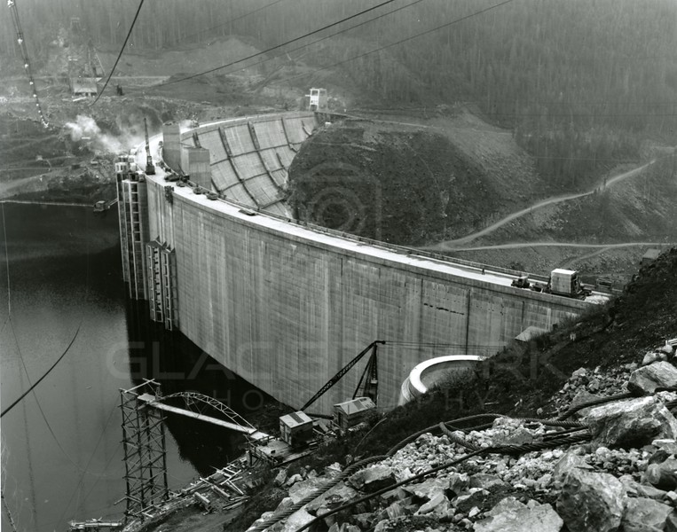 Marion Lacy Hungry Horse Dam