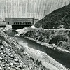 Bottom of Hungry Horse Dam