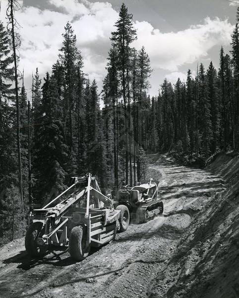 Roads to the Dam