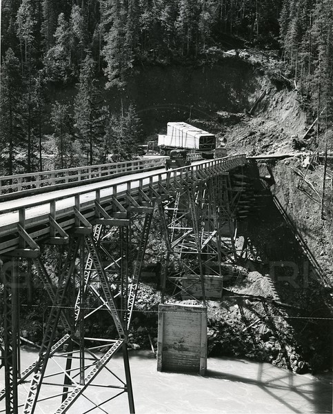 Hungry Horse Dam Project
