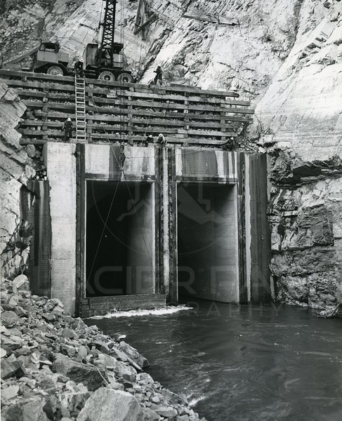 Diversion Tunnel