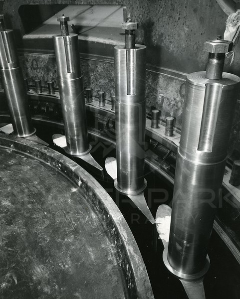 Machinery for the Dam