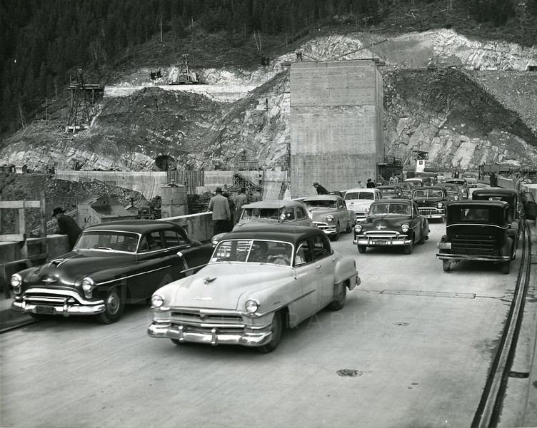 Opening of the Dam
