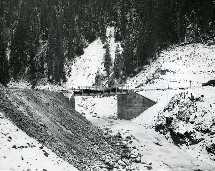 Bridges near the Dam