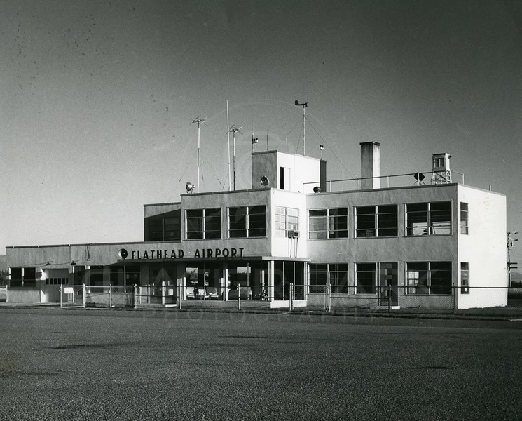 Flathead Airport<br /> 9326