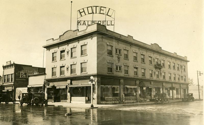 Kalispell Hotel Main Street Kalispell