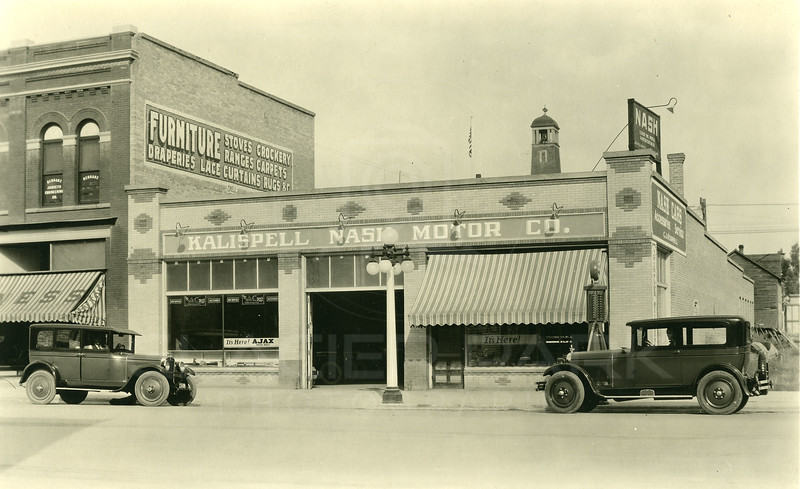 Kalispell Nash Motor Co.
