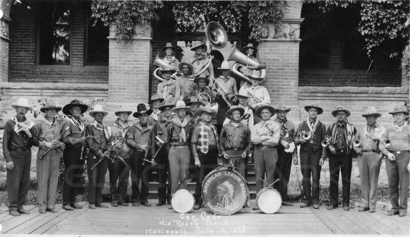 George Cade's Rodeo Band