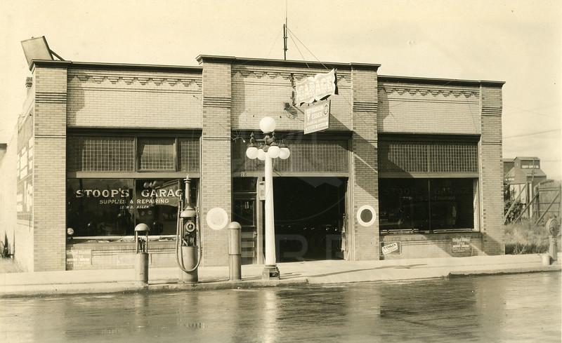 Stoop's-Garage