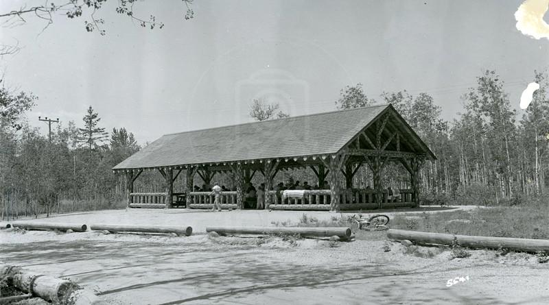 Ferde Greene Photo, 7/20/1938, Woodland Park, Kalispell, Montana