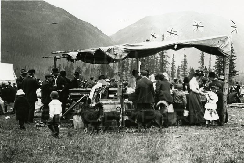 Ferde Greene Photo<br /> 1914 Dominion Day, Canada<br /> 1/25 f8<br /> 631