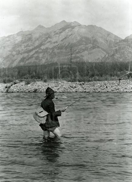 Ferde Greene Photo<br /> Elk River British Columbia<br /> 660