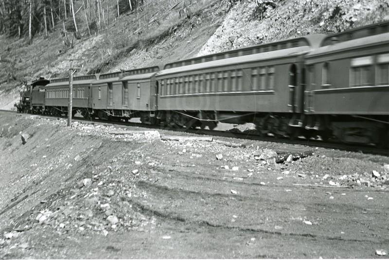 Ferde Greene Photo<br /> 4/2/1914<br /> No. 11 in Crow's Nest Pass, Spokane, Portland<br /> 1/50 f11<br /> 58