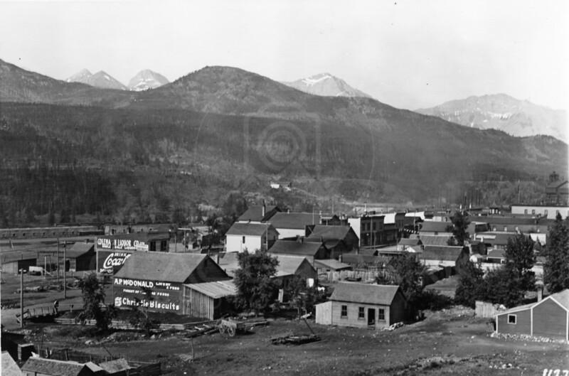 Ferde Greene Photo<br /> 7/1/1914 9AM Coleman Alto<br /> 1/25 f16<br /> 1177