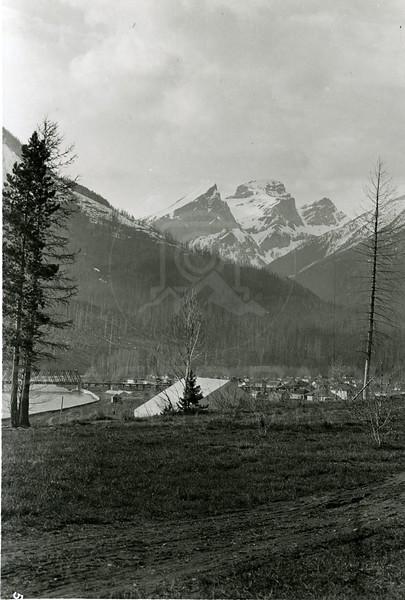 Ferde Greene Photo <br /> Fernie BC, Elk River<br /> 5120