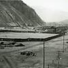 Ferde Greene Photo<br /> 5/12/1914<br /> Michel BC from Tripple Bridge<br /> 1/25 f11<br /> 224