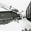 Ferde Greene Photo<br /> Michel BC Train Depot<br /> 5107