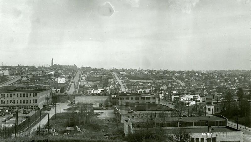 Ferde Greene Photo, 4/7/1939, Seattle, Washington
