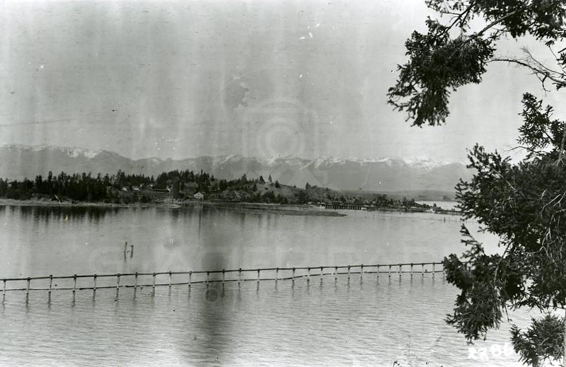 Ferde Greene Photo<br /> 5/18/1919, Somers, Montana<br /> f16 1/25<br /> 2286