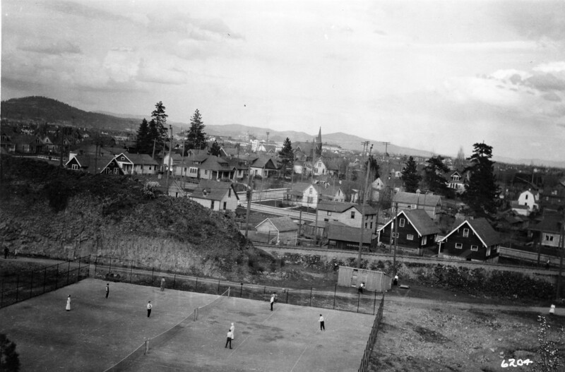 Liberty Park, Spokane 1915