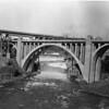 Monroe Street Bridge, 1915 Spokane