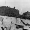 Spokane from Monroe Street Bridge 1915