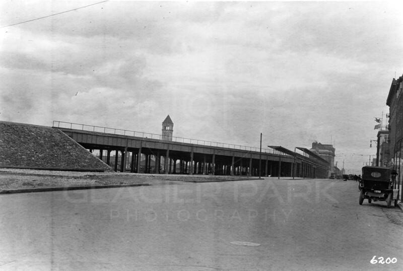 Trent Street, 1915 Spokane, Washington