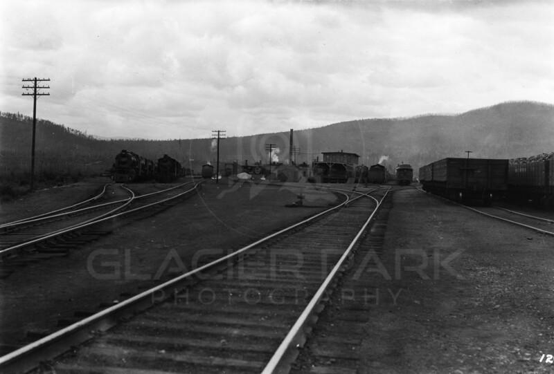 1915 Spokane Railway