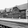 Whitefish Train Depot 1920's