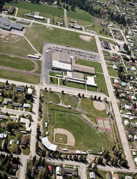 1988 Whitefish Ball Field