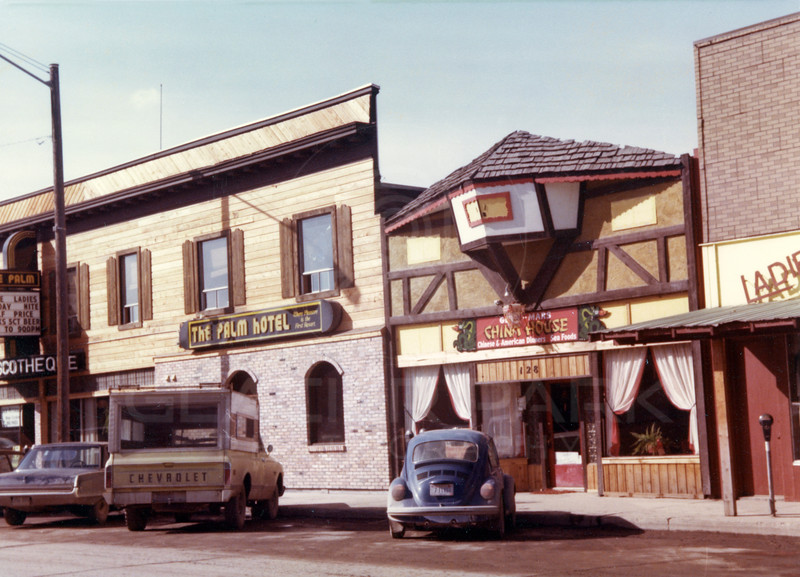 Whitefish Central Ave 1970's