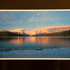Classic Lake McDonald Sunset