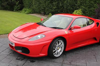 2008 430 Ferrari SN08NWY