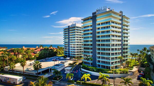 Village Spires and Vero Beach Hotel Aerials-51