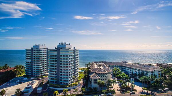 Village Spires and Vero Beach Hotel Aerials-9