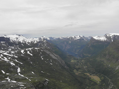 Day 13 - Geiranger, Norway