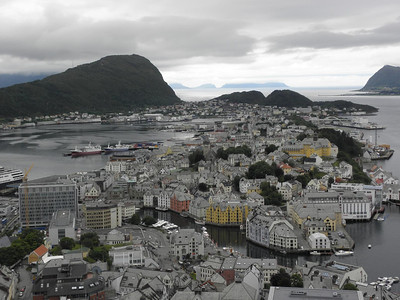 Day 14 - Ålesund, Norway