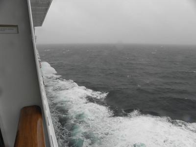 Day 5 - At sea