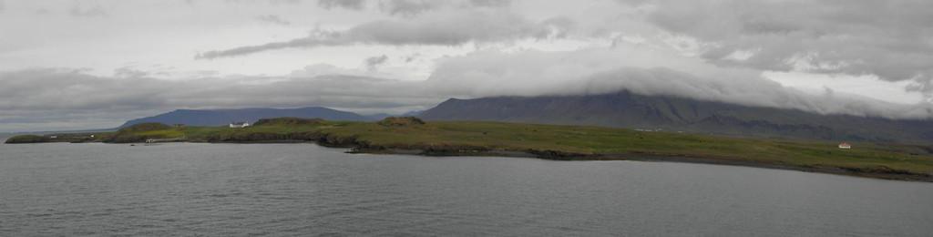 Viðey panorama