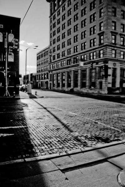 Down Town Flint Film Photography 1