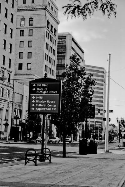 Down Town Flint Film Photography 2