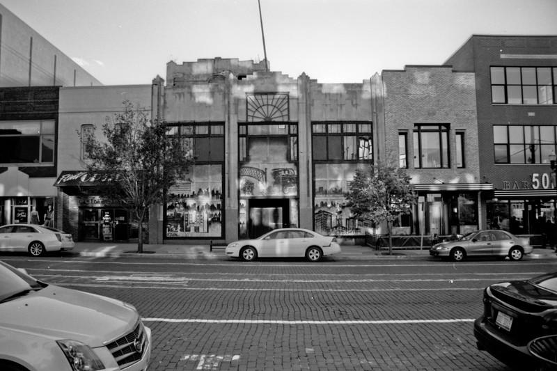 Down Town Flint Film Photography 18