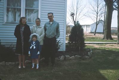 Easter 1966.  April 10, 1966